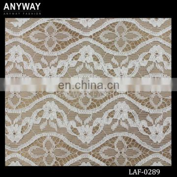 China supplier chemical lace fabric fashion africa lace fabric fashion mesh lace fabric for dress