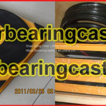 Air bearings structure no special training is workable