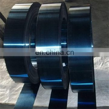Industry material blue polished c75 tempered spring steel strip with 65mn