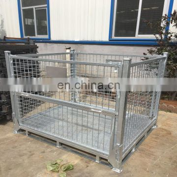 galvanized fish cage