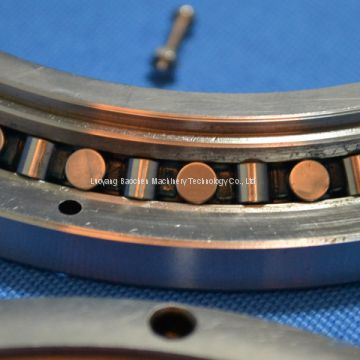 RE25040UUCC0P5 250*355*40mm crossed roller bearing harmonic cross over bearing manufacturers in japan