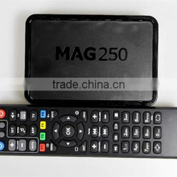Made in China factory IPTV MAG 250 & Mag254 Box iptv server