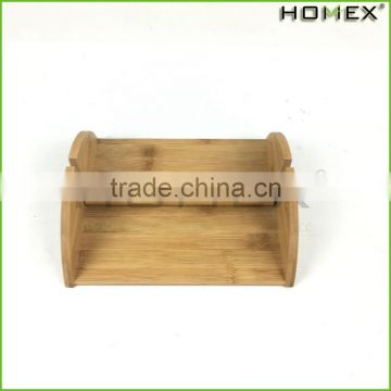 Bamboo Roller Bar Napkin Holder Homex BSCI/Factory