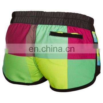 Dye sublimation custom kids bathing suit, board short hot sale in Australia