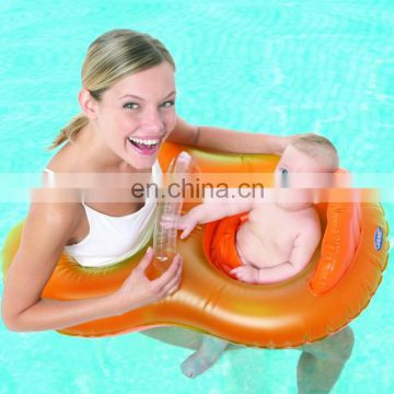 Inflatable Mother And Baby Swim Float