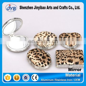 Leopard fashionable and elegant mirror