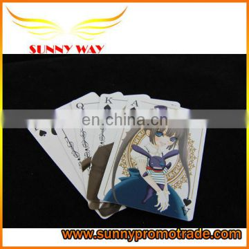 cartoon characters playing card poker China manufacturer custom