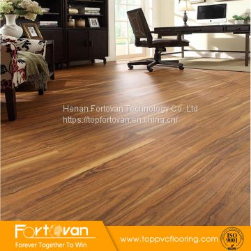 wooden pattern waterproof indoor pvc flooring vinyl plank