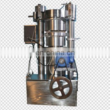 High rate hydraulic olive oil press machine flax seed sesame oil extraction machine