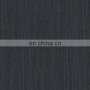 China Black Hairline Color Stainless Steel Sheet