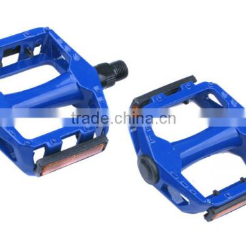 Cheap Price Blue Aluminum Alloy Bicycle Pedal For MTB Road Mountain