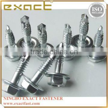 Hex Flange Head Self Drilling Roofing Screw