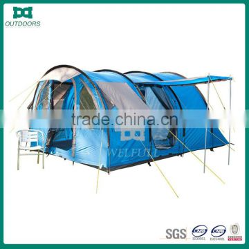 Water proof resistance 3000mm camping tent