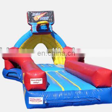 outdoor inflatable basketball game NS003