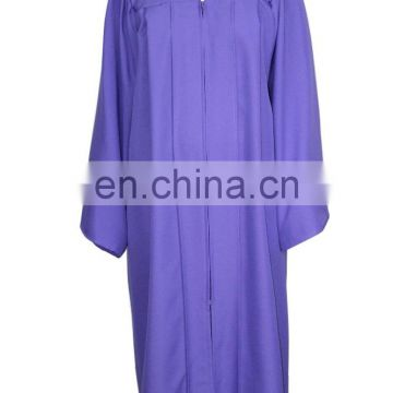 Wholesale matte choir robes from china