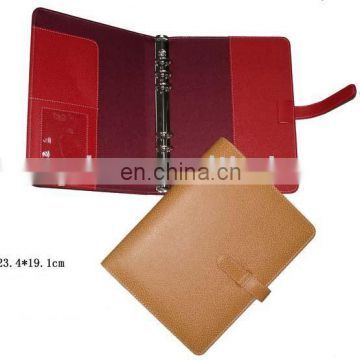 Hot Selling File Holder Customizable Leather Document Holder