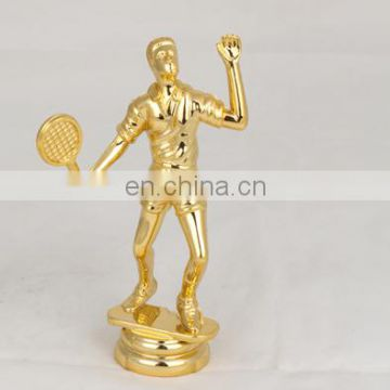 custom tennis ball sports figures trophy toppers of