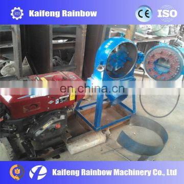 High efficiency large capacity grain crusher machine  with national standard