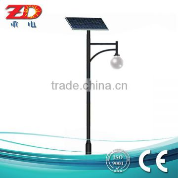 2014 new design customized wholesale solar garden lights with high quality and low price