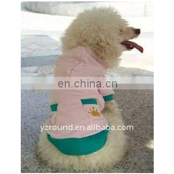 100% cotton pet cloth w/hat