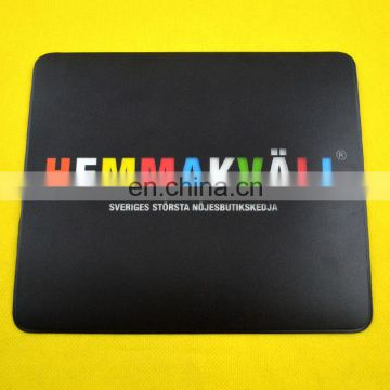 Custom shape pvc foam mouse pad