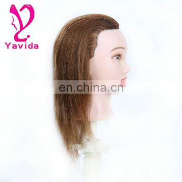 natural hair training mannequins head beauty school mannequin heads cheap human hair mannequin head