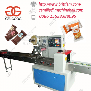 Zhengzhou Bread/Noodle/Snack/Food Pillow Packing Machine for Sale