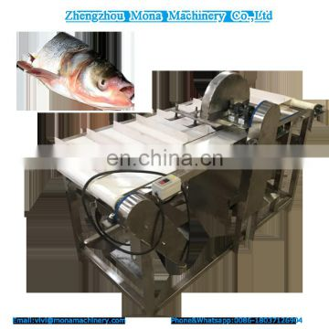 New Cutter Type Fish Head Chopping Removing Machine Fish Processing Machine with stainless steel
