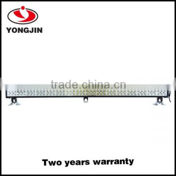 "Factory direct sell 288W 50"" 12v car led light bar for off road 4x4,SUV,ATV,4WD,truck."