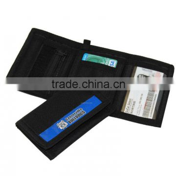 Promotional polyester 420D wallet