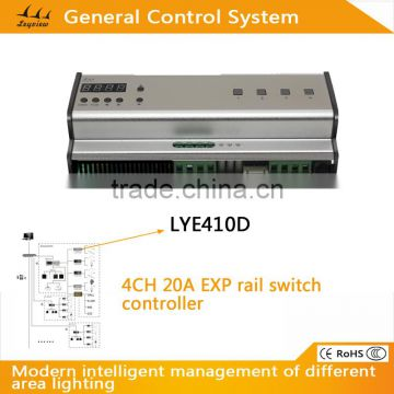 General wireless lighting control system