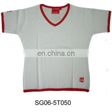 Ladies' Fitted T-shirt(SG06-5T050)