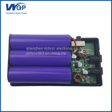 home storage power ups 18650 lithium ion battery dc to dc