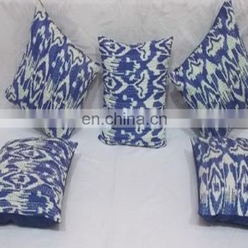 Indian Handmade Luxury Cushion Covers Wholesale Jaipuri cushion cover
