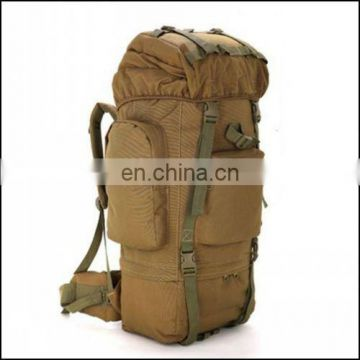 Brown Climbing Bags with special design