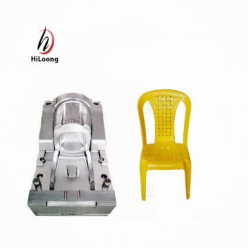 plastic leisure chair mold manufacturing