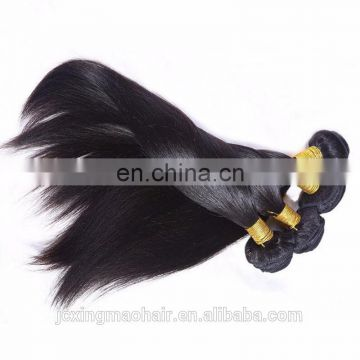 5A 6A 7A grade unprocessed beautiful silky straight human hair extension virgin Brazilian hair