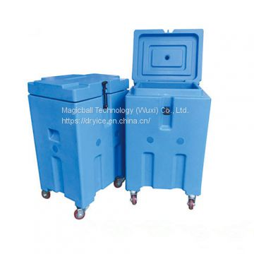best quality 325L dry ice container