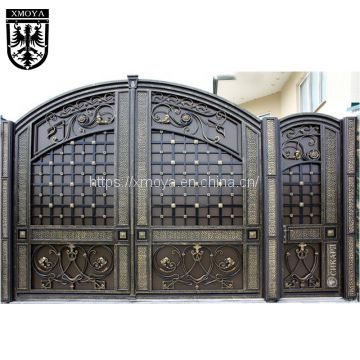 Door iron gate designs