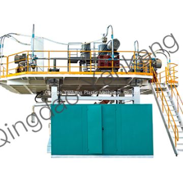 300L-1000L 3 Layers Water Tank Blow Molding Machine