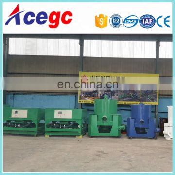 10-120 ton/hour alluvial centrifugal concentrator gold mining equipment