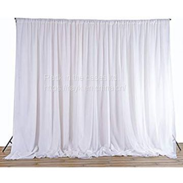 backdrop pipe and drape velvet drape with alternative size from RK for sale