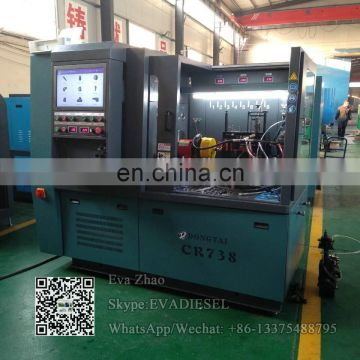 Heui  c7 c9 injector test CR738 EUI common rail diesel injector test bench
