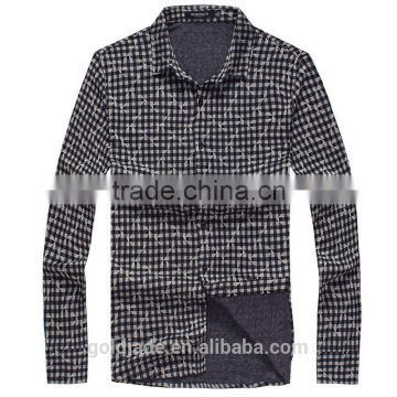 f534dc383525 fashion style men's shirt long sleeve fashion slim fit men shirt with  factory price,new model shirts for men of Mens shirt from China Suppliers -  144316758