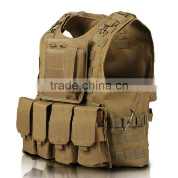 Bottom price military tactical vest for army