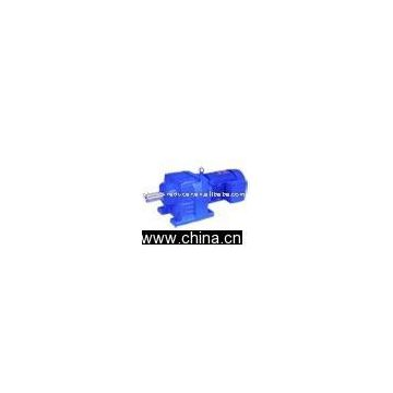 JR Series Rigid Tooth Flank Helical Gear Reducer