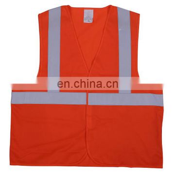 Manufacturer price high quality reflective safety vest
