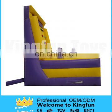 Inflatable Sticky wall game