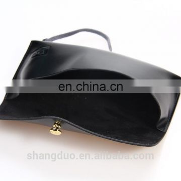 Wholesale High Quality leather spectacle display eyeglasses case