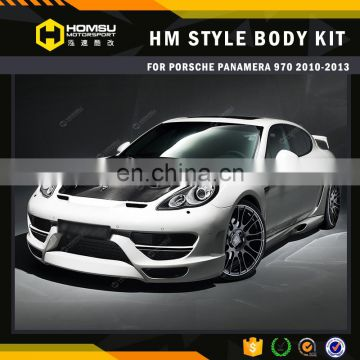 Complete Body Kit HM design For panamera 970 unpainted 2010-2013